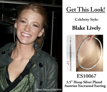 Blake Lively's fashion jewelry