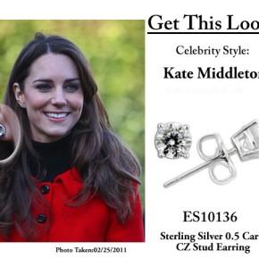Featured Fashion Jewelry – Special Jewelry Worn by KateMiddleton
