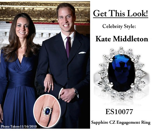 Catherine Middleton Wedding Ring: Special Jewelry Worn By Kate
